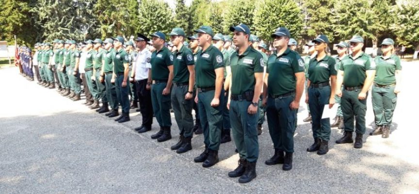82-ма гранични полицаи положиха клетва днес в Пазарджик