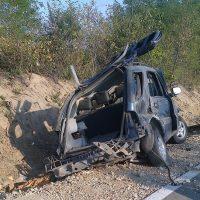 Катастрофа окървави новия път между Калугерово и Карабунар