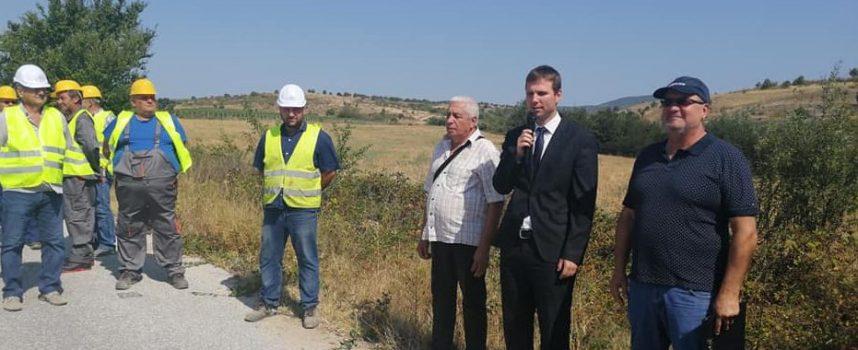 Започна рекултивацията на сметището в Лесичово