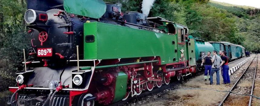 За деня на Съединението: Изкупиха местата за шестте вагона на теснолинейката