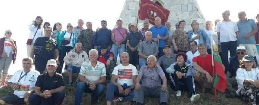 Социалисти отбелязаха 75 г. от героичното сражение на връх Милеви скали