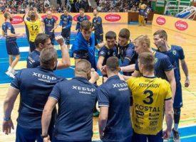ВК Хебър организира превоз на фенове за мача с Нефтохимик в София