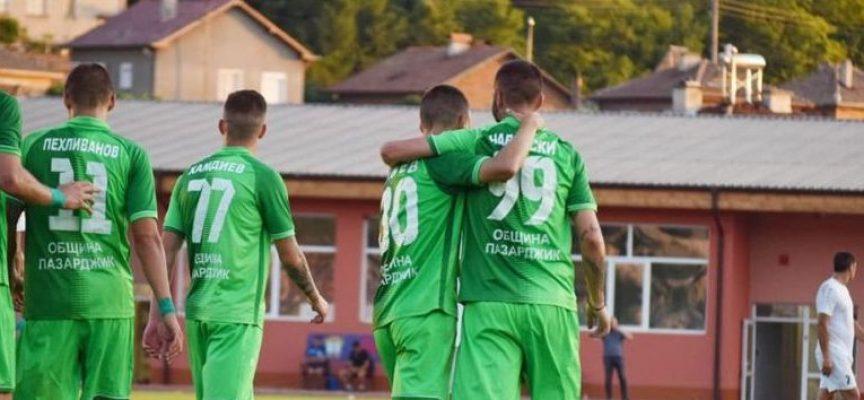 Хебър победи Партизан с 4:1 и се класира за следващия кръг за Купата на България
