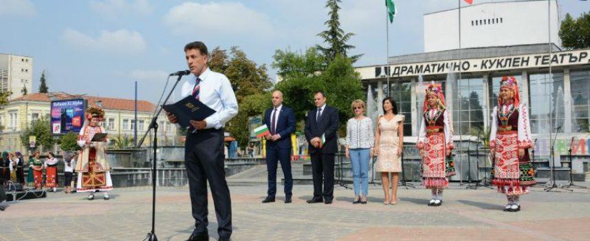 """Тодор Попов: """"Съединението прави силата!"""" ако го помним, ще пребъдем като общност и като нация!"""
