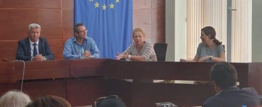 Община Пещера посрещна делегация от Унгария