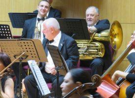 Shame: Министерството на културата не прати никого за юбилея на Симфоничния ни оркестър