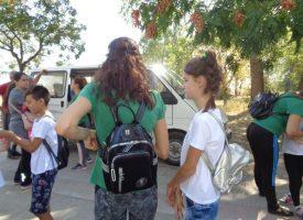 """Служители на РИОСВ и областната администрация почистиха парк """"Писковец"""" край Пазарджик"""