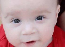 Благодарение и на вас бебе Георги си спечели безплатна фотосесия