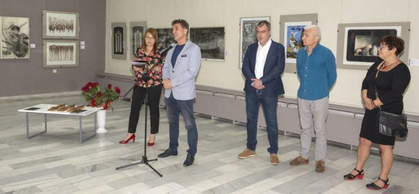 Леон Бабачев: Благодарение на община Пазарджик имаме биеналето на името на Георги Герасимов