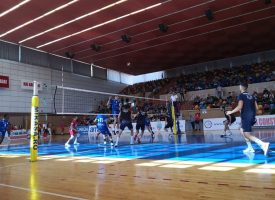ВК Хебър се връща от Румъния с две победи и недоигран мач