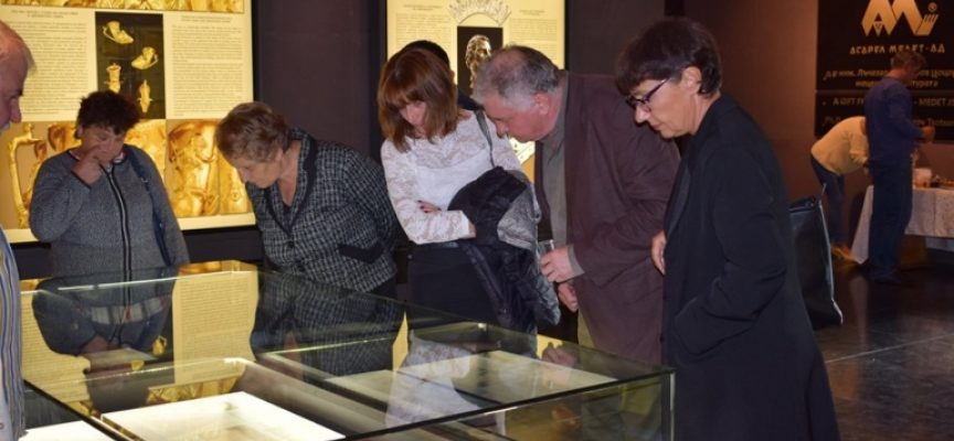 Панагюрище: Изложба разкрива тайни от преди седем века, посетете залата – трезор в музея