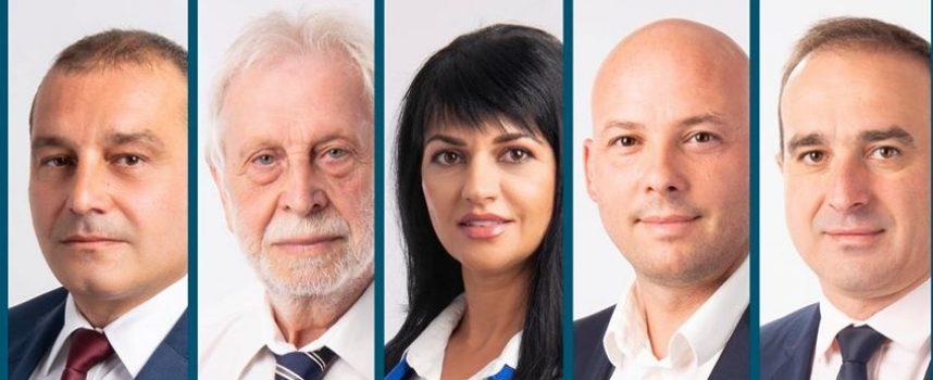 Вижте петима от кандидат-съветниците от МК Новото време