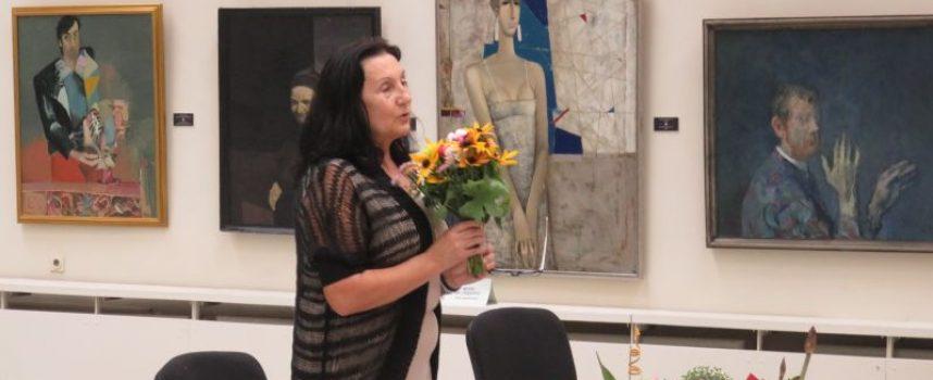 Цветанка Убинова: Поезията ще бъде винаги потребна