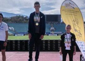 Лекоатлетите на Спортното училище също в престижната класация на победителите