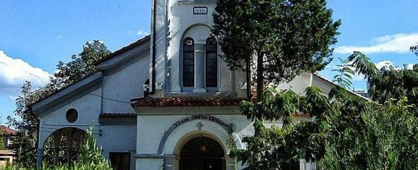 """Лука Делийски реставрирал храма """"Света Петка"""" в Пазарджик"""
