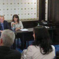 Министър Красимир Вълчев в Пазарджик: Обмисляме стимули за креативните колеги