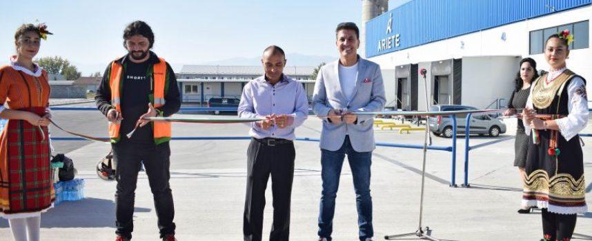 Ариете Логистикс разкри нови 400 работни места в Пазарджик