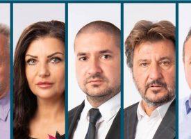 """Вижте всички кандидати за съветници от листата на Тодор Попов в коалиция """"Новото време"""""""