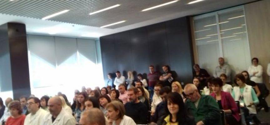 """Кандидатът за кмет на община Пещера Йордан Младенов се срещна и разговаря с работници от """"Биовет"""""""