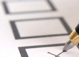 Общинската избирателна комисия започва обучение на членовете на Секционните комисии