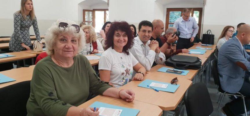 Македонска софтуерна къща с приложение за обучение на ученици от ПГИМ Пазарджик по точни науки