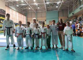 """СК """"Тонус – спорт"""" се включи в семинар по Шотокан Карате До в столицата"""