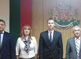 Новоизбраните кметове в Белово положиха клетва