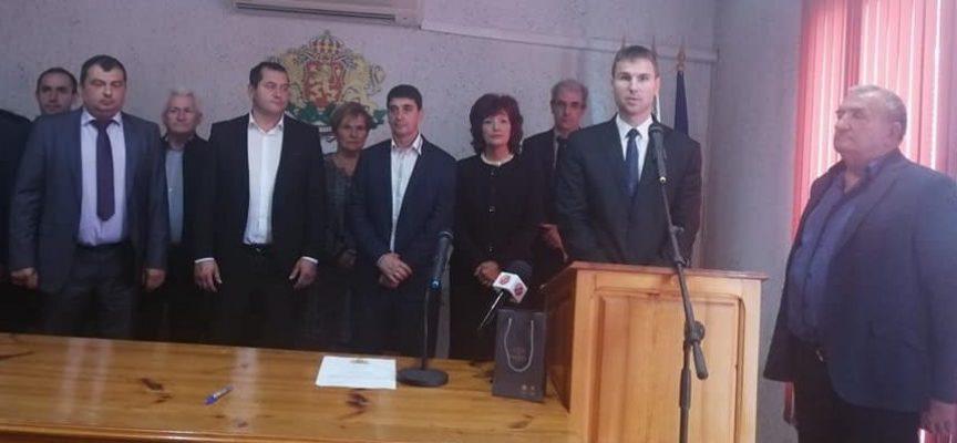 Новоизбраните кметове и съветници в Септември положиха клетва