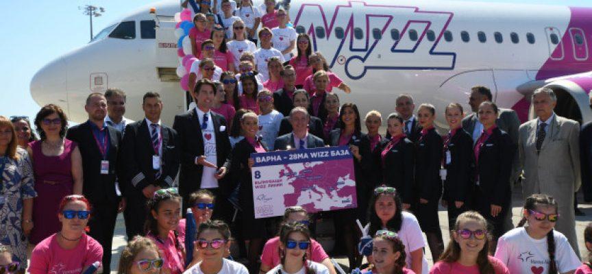 Ако през ноември летиш с Wizz Air, не се чуди – всички стюарди и пилоти ще са с мустаци, ето защо