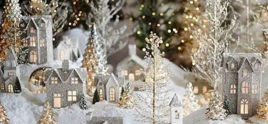 10 идеи за деца или как да пуснете Коледния дух в дома си с тяхна помощ