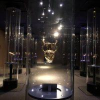 Огромен интерес към оригинала на Панагюрското злато