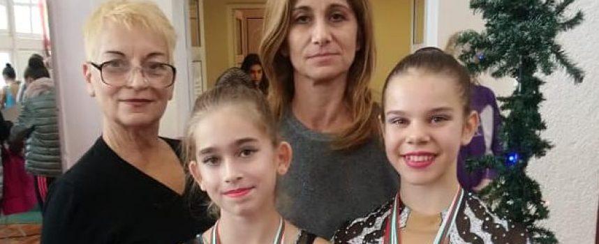 """Грандиозен успех за състезателките от """"Диляна Прима"""" в старопрестолния Велико Търново"""