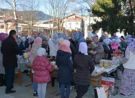 """Сърница: """"Седмица на сираците"""" бе подкрепена от благотворителен базар"""
