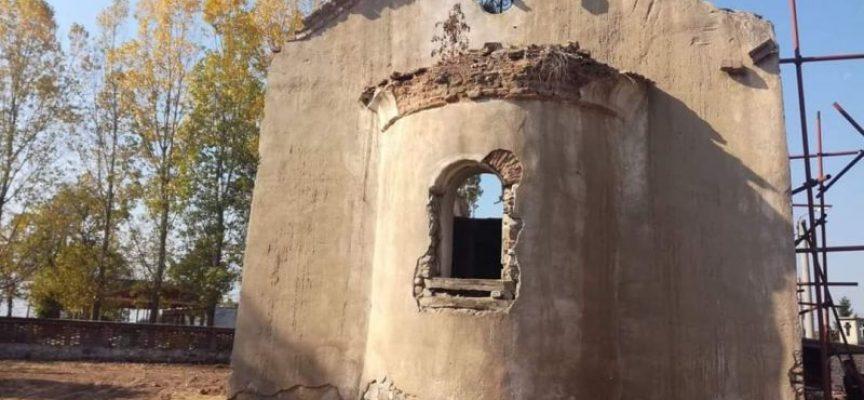 """Търсят се дарители за възстановяването на храма """"Свето Възнесение Христово"""" в Алеко Константиново"""