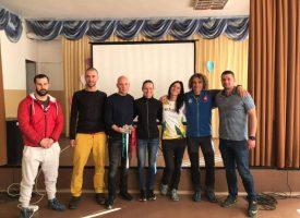 Антония Григорова, Пирин Галов, Милена Младенова и Калоян Чанев гостуваха в Спортното училище