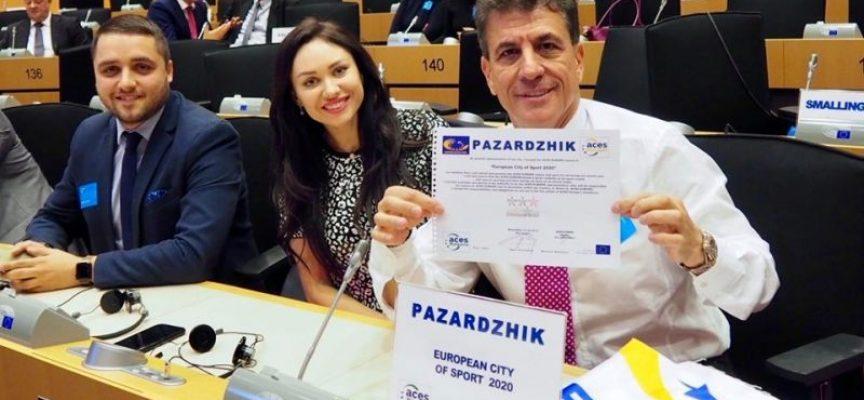 Ренета Камберова: В града ще бъдат построени две нови спортни зали