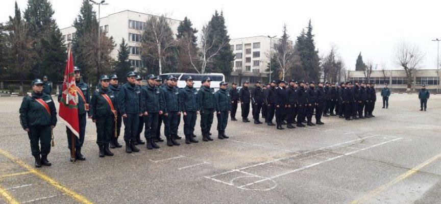 """35 стажанти в Дирекция """"Жандармерия"""" положиха клетва"""