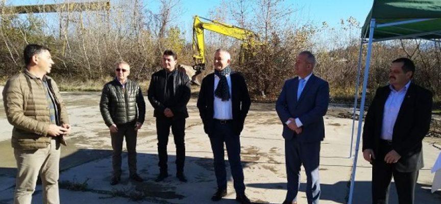 """Братя Ангелови"" инвестират 4 милиона лева в складова база в Пещера"