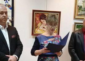 """Пещера: Клуб на художниците """"П. Стайков"""" отбеляза своята 50- годишнина"""