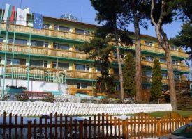 """Охраната на хотел """"Аура"""" е предотвратила разрастването на пожара"""