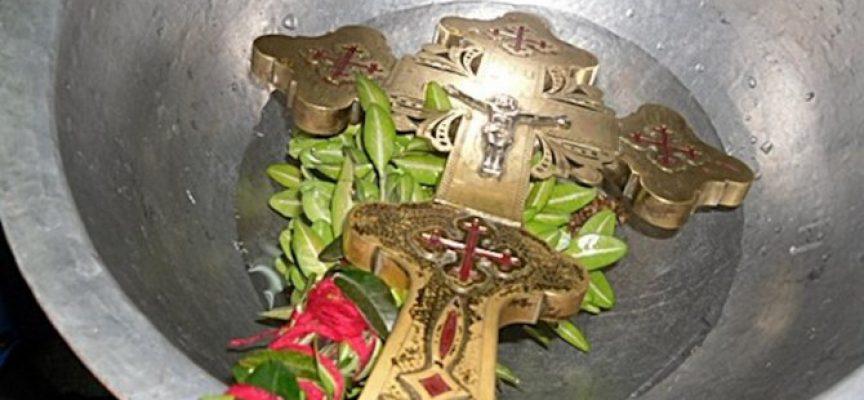 УТРЕ: Налейте си светена вода от храмовете