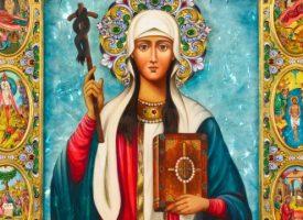 Почитаме днес Св. равноапостолна Нина