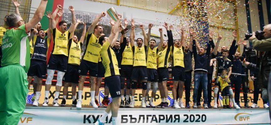 Атанас Петров: Благодарим на публиката, все едно играхме у дома!