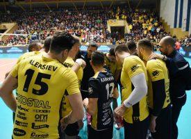 В първия мач от полусезона: ВК Хебър отнесе Черно море (Варна)