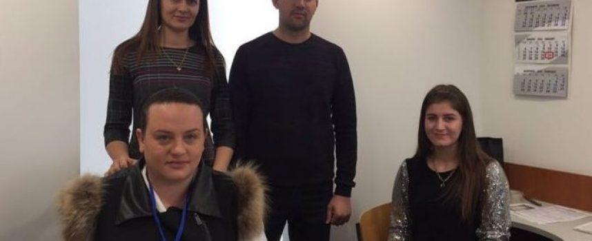 Полицията отвори изнесено гише за лични документи в сградата на Община Сърница