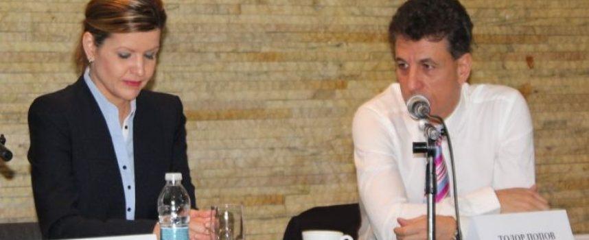 Тодор Попов пред новоизбраните кметове: Ключова дума в едно управление е отговорност