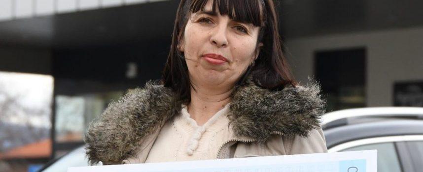 Иванка Велева от Пазарджик спечели 100 продукта от играта на Лидл