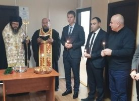 "Откриха официално обновените работни помещения в Областна дирекция ""Земеделие"" Пазарджик"