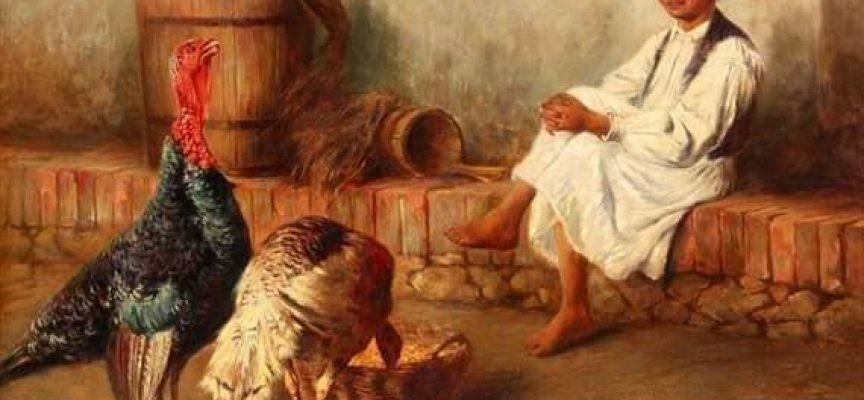 """Картина на Геза Песке тръгна по фейсбук групите, нарекоха я """"Келеш и мисирки"""""""