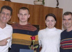 За постижения: Кметът на Пазарджик награди първите спортисти за 2020 г.